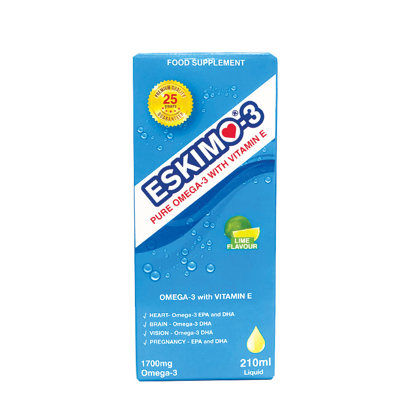 Eskimo-3 210ml Liquid