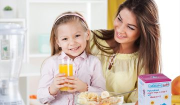 12 Ways to get more Omega-3 into your childs diet!