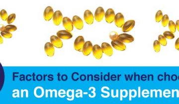 Omega-3 – What you need to know before purchasing!