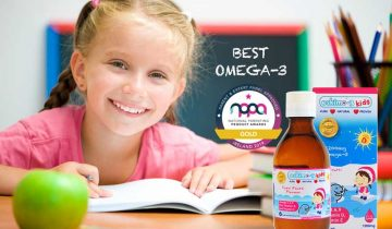 Best Omega-3 Supplement for Children as voted by Irish Parents